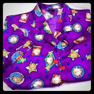 Garfield Sleepwear Top 🐱